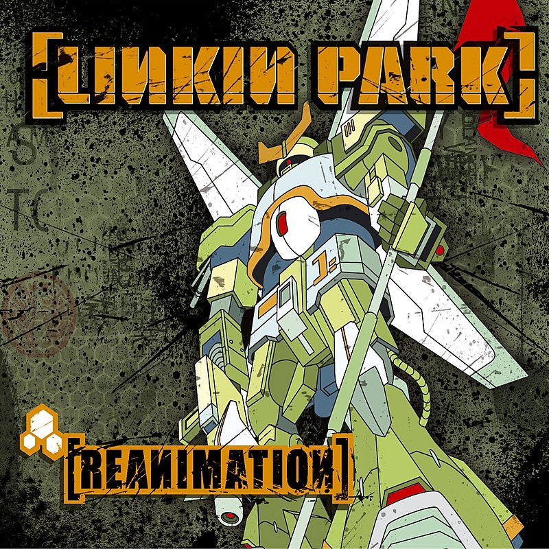 Cover Art: Reanimation (Bonus Tracks)