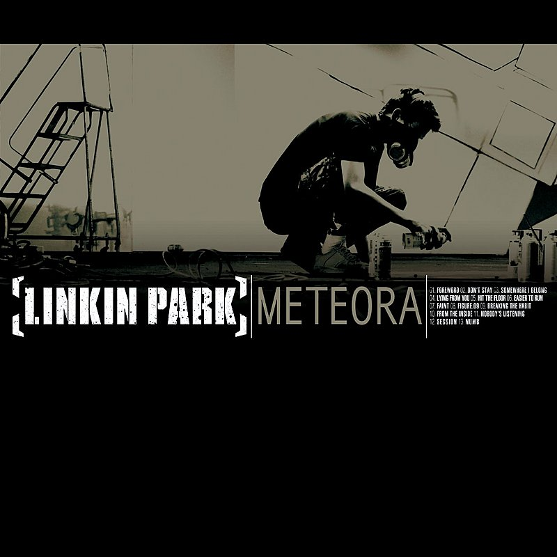 Cover Art: Meteora (Bonus Tracks)