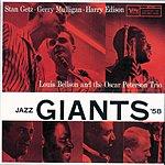Oscar Peterson Jazz Giants '58