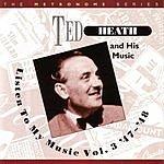 Ted Heath Listen To My Music Vol. III '47-'48