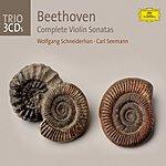 Wolfgang Schneiderhan Complete Violin Sonatas