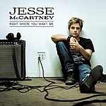 Jesse McCartney Right Where You Want Me (Radio Edit)