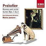Mariss Jansons Romeo And Juliet Suites Nos. 1 & 2