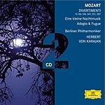 Wolfgang Amadeus Mozart Divertimenti/Eine Kleine Nachtmusik/Adagio & Fugue