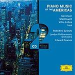 Roberto Szidon Piano Music Of The Americas