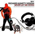 Richard Vission Never Let Me Down (4-Track Maxi-Single)