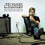 Jesse McCartney Right Where You Want Me (Radio Edit Version)