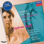 Joshua Bell Violin Concertos