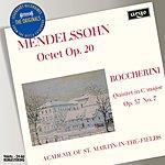 Felix Mendelssohn Octet in E Flat Major, Op.20/Quintet in C Major, Op.37, No.7