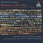 András Schiff Hommage à Paul Klee/Concerto For Piano Strings & Percussion/6 Csárdás