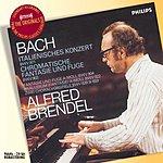 Alfred Brendel Italian Concerto, BWV 971/Chromatic Fantasia & Fugue, BWV 903