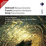 Gabriel Tacchino Warsaw Concerto/Symphonic Variations/Piano Concerto in A Minor, Op.16