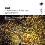 Alain Lombard L'Arlésienne Suites Nos. 1&2/Symphony in C Major
