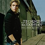 Jesse McCartney Right Where You Want Me