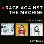 Rage Against The Machine Evil Empire/Bombtrack/The Battle Of Los Angeles