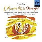 Gabriel Bacquier L'Amour Des Trois Oranges, Op.33 (Opera In Four Acts)