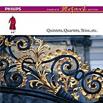 Wolfgang Amadeus Mozart Complete Mozart Edition: The Quintets & Quartets For Strings & Wind