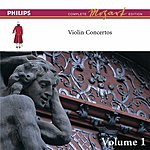 Henryk Szeryng Complete Mozart Edition: The Violin Concertos, Vol.1