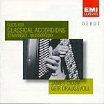 Igor Stravinsky Duos For Classical Accordions
