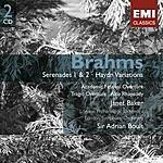 Johannes Brahms Serenades 1 & 2/Haydn Variations/Academic Festival Overture/Tragic Overture/Alto Rhapsody