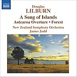 James Judd Orchestral Works: A Song Of Islands/Aotearoa Overture/Forest