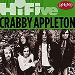 Crabby Appleton Rhino Hi-Five: Crabby Appleton