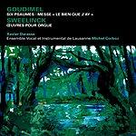Michel Corboz Six Psaumes/Messe 'Le Bien Que J'ay'/Œuvres Pour Organ