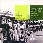Bobby Jaspar Jazz In Paris: Modern Jazz Au Club St-Germain