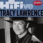 Tracy Lawrence Rhino Hi-Five: Tracy Lawrence