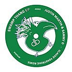 Justin Martin & Sammy D Swamp Thang (3-Track Maxi-Single)