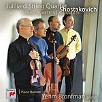 Juilliard String Quartet String Quartets Nos.3, 14 & 15; Quintet in G Minor