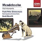 Gerd Albrecht Violin Concertos