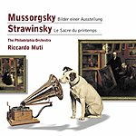 Riccardo Muti Pictures At An Exhibiton/The Rite Of Spring