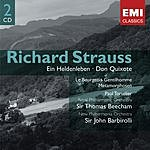 Paul Tortelier Ein Heldenleben, Op.40/Don Quixote, Op.35/Le Bourgeois Gentilhomme, Op.60/Metamorphosen