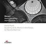 David Pyatt Horn Concertos/Horn Quintet