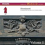 Wolfgang Amadeus Mozart Complete Mozart Edition: Divertimenti For Strings And Wind, Vol.1