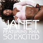 Janet Jackson So Excited (Single)