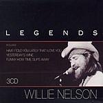 Willie Nelson Legends: Willie Nelson