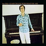 Ben Folds Learn To Live With What You Are (Single)