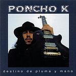 Poncho-K Destino De Pluma Y Mano