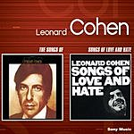 Leonard Cohen Songs Of Leonard Cohen/Songs Of Love And Hate (Coffret 2 CD)