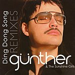 Gunther & the Sunshine Girls Ding Dong Song (5-Track Maxi-Single)