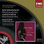 Emil Gilels Piano Concerto No.3/Piano Concerto No.2