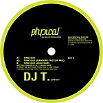 DJ T Time Out (3-Track Maxi-Single)