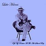 Luke Haines Off My Rocker At The Art School Bop / The Best Artist (Single)