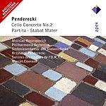 Mstislav Rostropovich Cello Concerto No.2/Partita/Stabat Mater