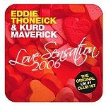 Eddie Thoneick Love Sensation 2006 (4-Track Maxi-Single)