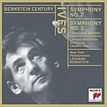 Charles Ives Bernstein Century: Symphonies Nos. 2 & 3