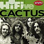 Cactus Rhino Hi-Five: Cactus
