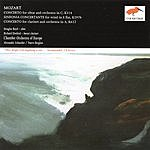 Douglas Boyd Clarinet Concertos/Sinfonia Concertante